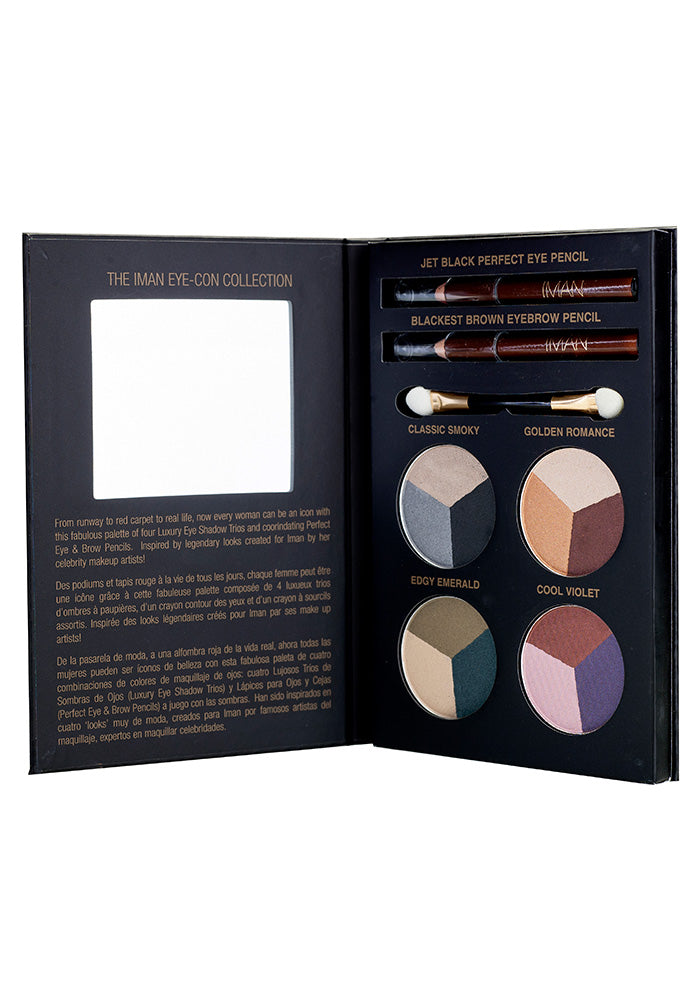 Eye Con Kit, Makeup, Iman Cosmetics, Impala Inc  - IMAN Cosmetics