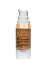 Luxury Concealing Foundation, Makeup, Iman Cosmetics, Impala Inc  - IMAN Cosmetics