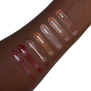 Luxury Lip Shimmer, Makeup, Iman Cosmetics, Impala Inc  - IMAN Cosmetics