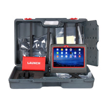 "LAUNCH X431 HD Heavy Duty+Pad 10.1"" Android ScanPad bluetooth diagnostic scanner tool for repairing cars 72 car styling"