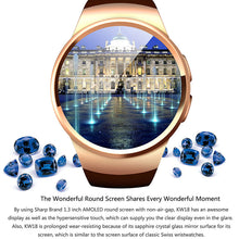 KW18 Bluetooth Smart Watch Full Screen Waterproof Smartwatch For Android iSO Phones