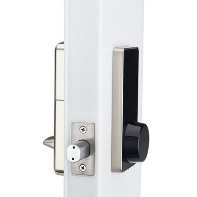 Electronic Keyless Back-lighted Keypad Door Lock Unlock With Bluetooth, Code or Key