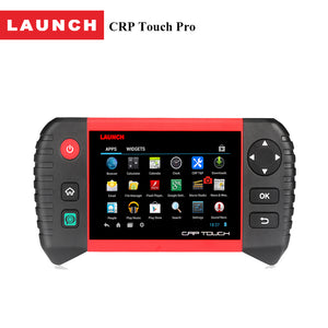 Launch CRP TOUCH PRO 5 inches multimeter digital wifi bluetooth auto full system diagnostic scanner with EPB/DPF/TPMS/Service