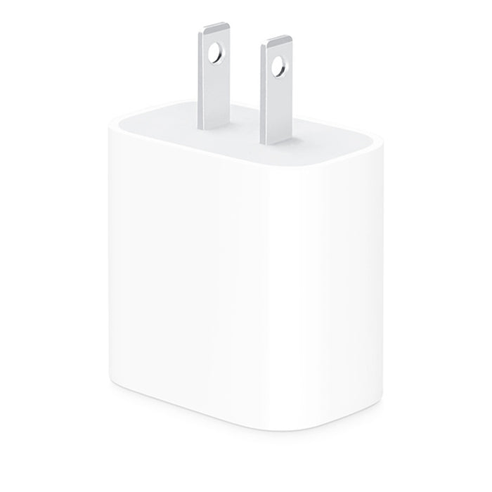 Apple - 20W USB-C Power Adapter White