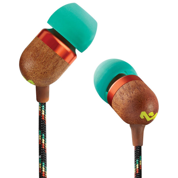 SMILE JAMAICA™ In-Ear Headphones - GekkoTech