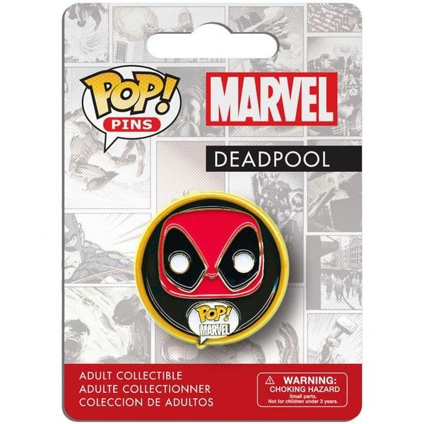 Pop! Pins Marvel Deadpool - GekkoTech