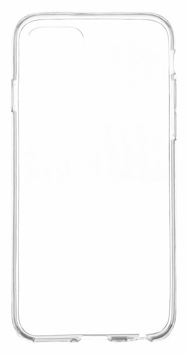 Blu Element - Clear Gel Skin Case Clear for iPhone 8 Plus/7 Plus - GekkoTech