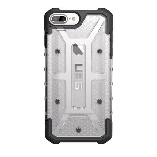 UAG - Plasma Case iPhone 8+/7+/6S+/6+ Clear - GekkoTech