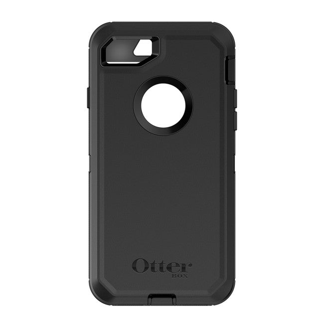 Otterbox - Defender Protective Case Black for iPhone SE 2020/8/7 - GekkoTech