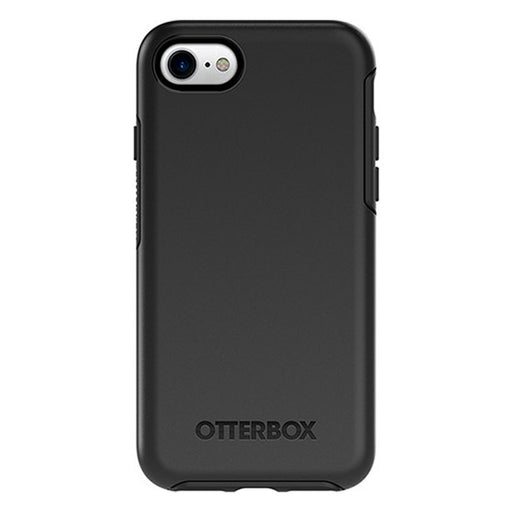 Otterbox - Symmetry Protective Case Black for iPhone SE 2020/8/7 - GekkoTech