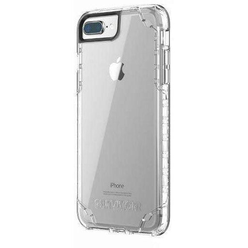 Griffin Survivor Strong for iPhone 8 Plus / 7 Plus / 6S Plus / 6 Plus Clear