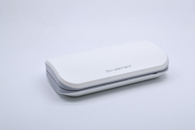 Mobile Phone UV Sanitizer White - GekkoTech