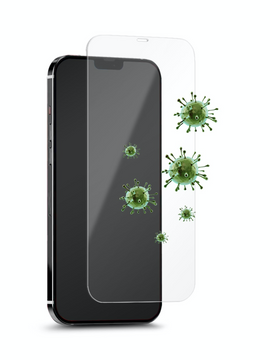 Blu Element - Antimicrobial Glass iPhone 12/12 Pro