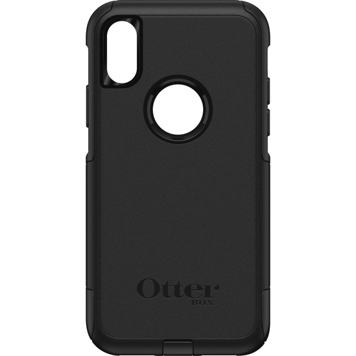Otterbox - Commuter Protective Case Black for iPhone XS Max