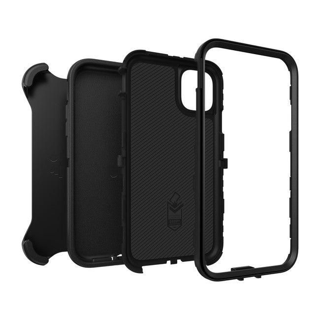 Otterbox - Defender Protective Case Black for iPhone 11 - GekkoTech