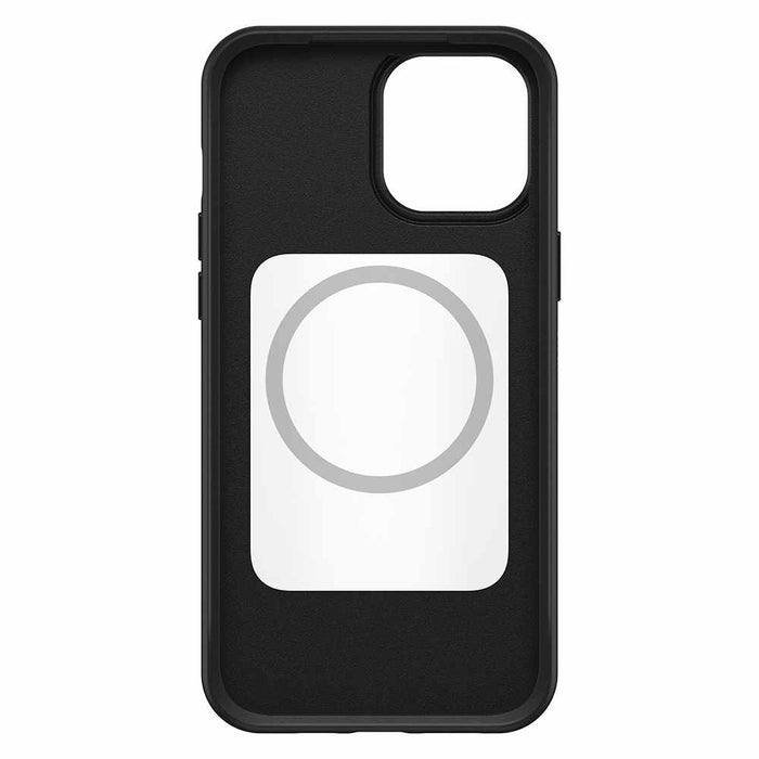 Otterbox - Symmetry+ with MagSafe Protective Case Black for iPhone 12 Pro Max
