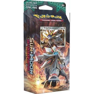 Pokemon Sun & Moon Steel Sun Theme Deck - GekkoTech