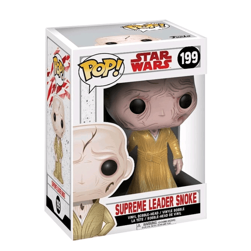 Funko POP! Star Wars 199 - GekkoTech