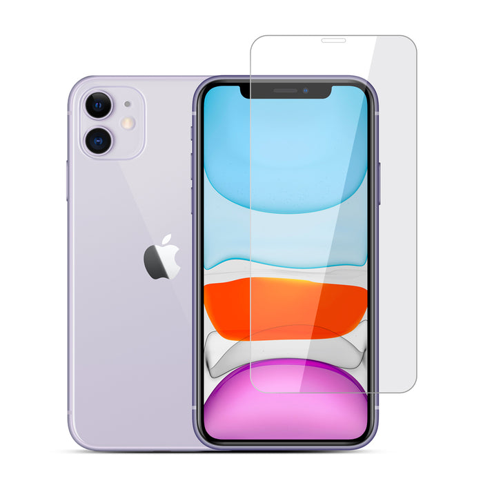 22 cases - Glass Screen Protector for iPhone 11/XR