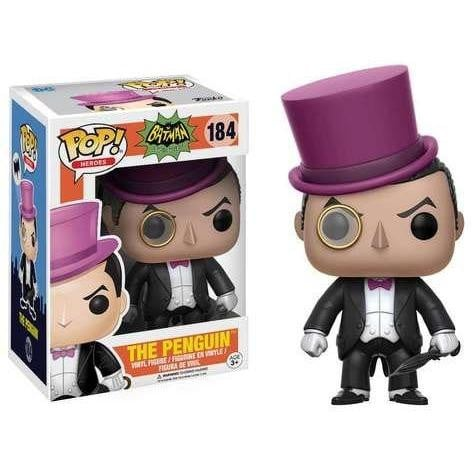 Funko POP! Batman Classic TV Series 184 - GekkoTech