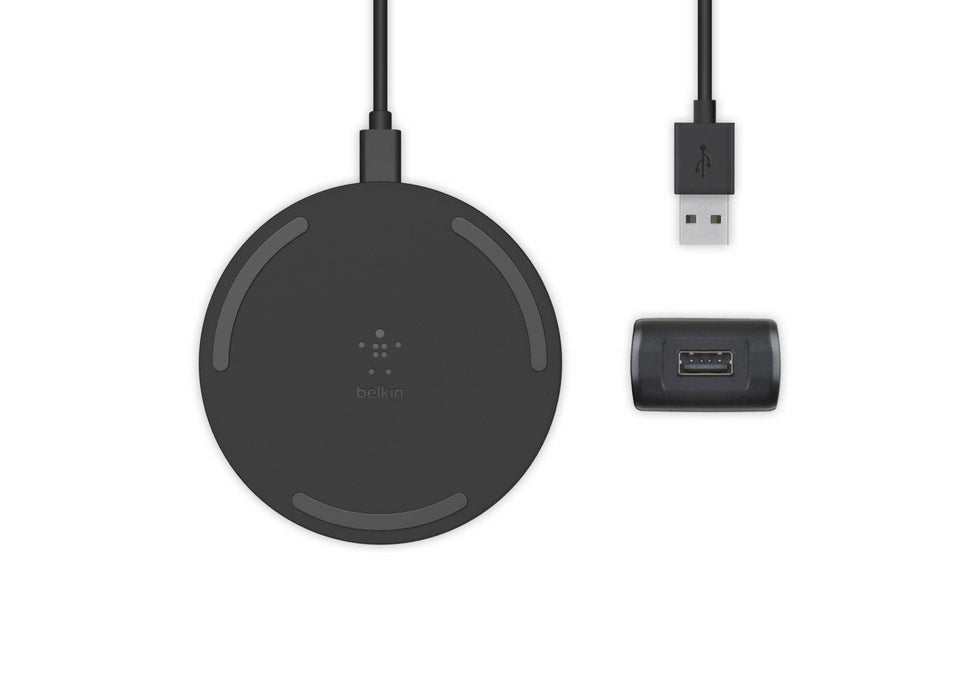 Belkin - Wireless Charging Pad 10W Black