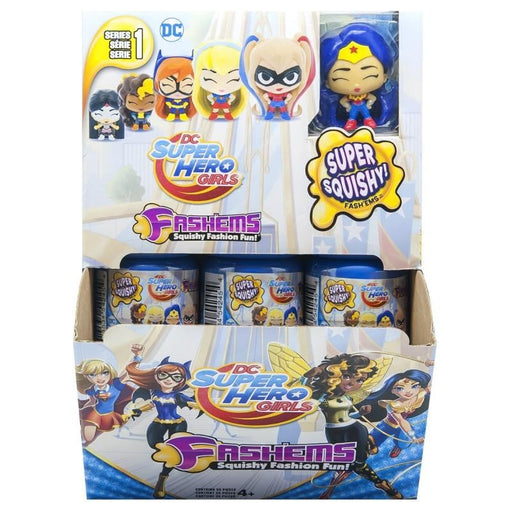 Fashems DC Super Hero Girls - GekkoTech