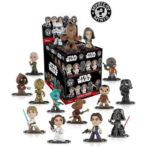 Disney Star Wars Mystery Minis