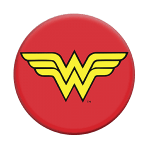 PopSockets Grip Stand Wonder Woman Icon