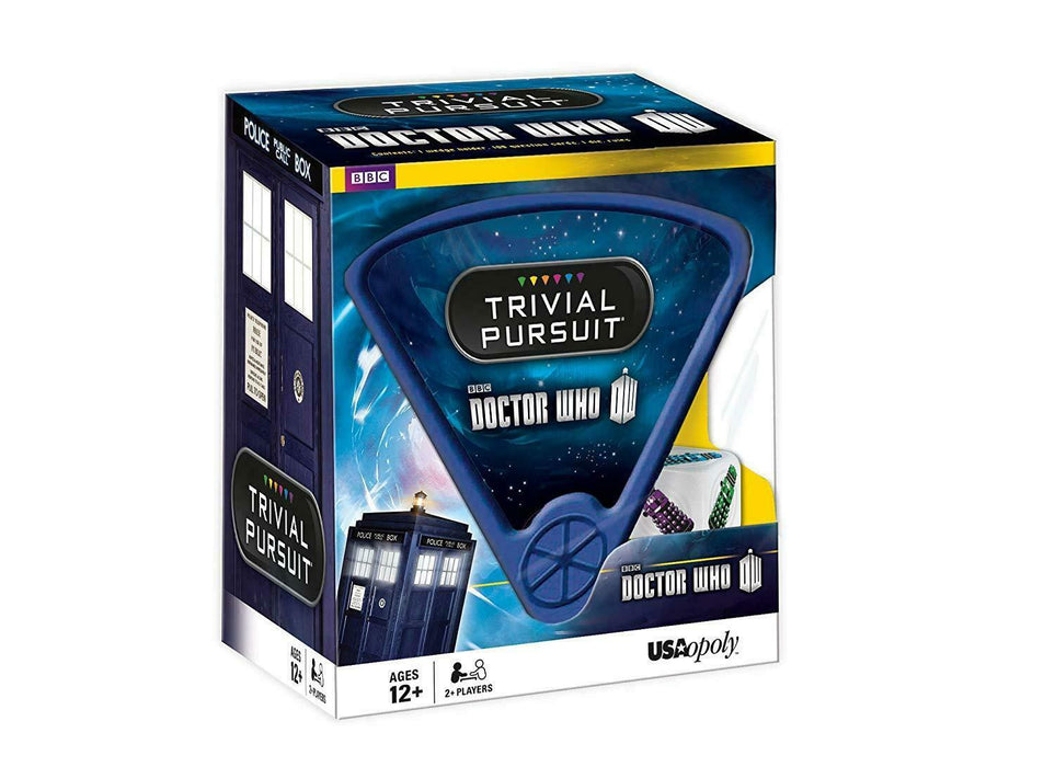Doctor Who Trivial Pursuit - GekkoTech