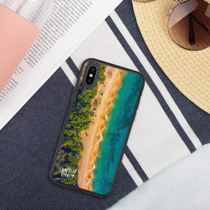 campellovision.com iPhone X/XS Campello Vision - Biodegradable phone case