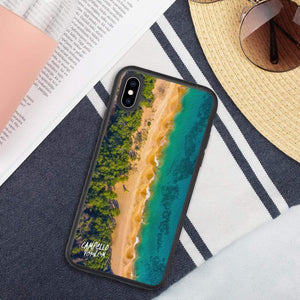 campellovision.com iPhone XS Max Campello Vision - Biodegradable phone case