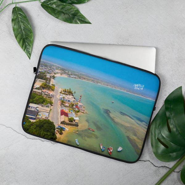 campellovision.com 15 in Campello Vision - Laptop Sleeve