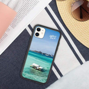 campellovision.com iPhone 11 Casa Elias Biodegradable Campello Vision phone case