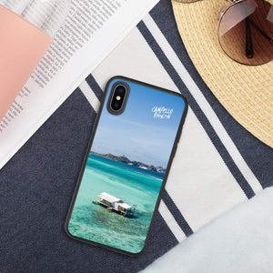 campellovision.com iPhone X/XS Casa Elias Biodegradable Campello Vision phone case