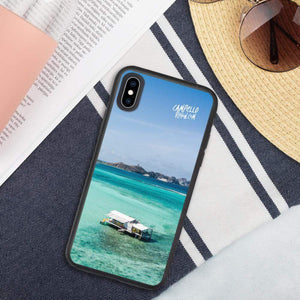 campellovision.com iPhone XS Max Casa Elias Biodegradable Campello Vision phone case