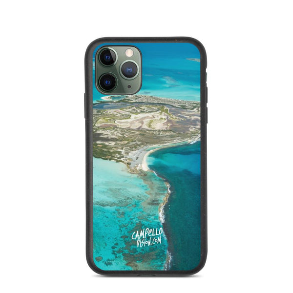 campellovision.com iPhone 11 Pro Channel Orchila Biodegradable Campello Vision phone case