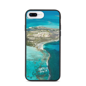 campellovision.com iPhone 7 Plus/8 Plus Channel Orchila Biodegradable Campello Vision phone case