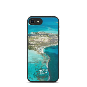 campellovision.com iPhone 7/8/SE Channel Orchila Biodegradable Campello Vision phone case
