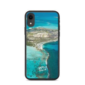 campellovision.com iPhone XR Channel Orchila Biodegradable Campello Vision phone case