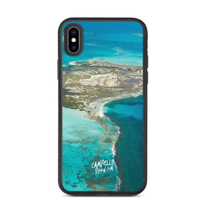 campellovision.com iPhone XS Max Channel Orchila Biodegradable Campello Vision phone case