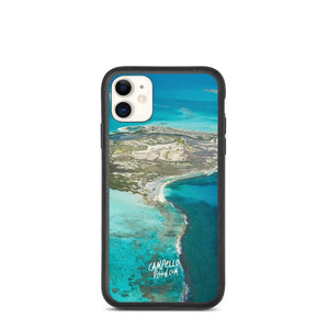 campellovision.com iPhone 11 Channel Orchila Biodegradable Campello Vision phone case