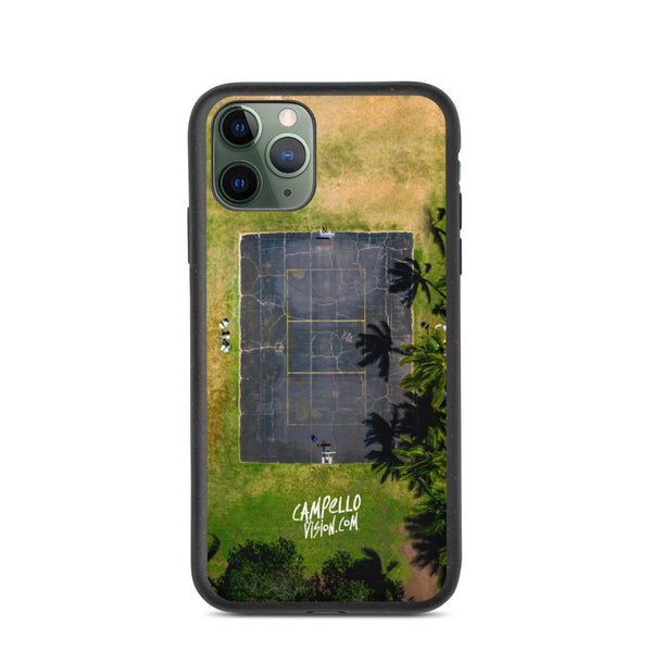 campellovision.com iPhone 11 Pro Hawaiian Court - Camepello Vision Biodegradable phone case