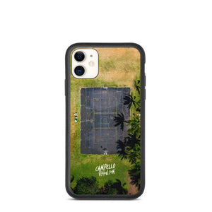 campellovision.com iPhone 11 Hawaiian Court - Camepello Vision Biodegradable phone case