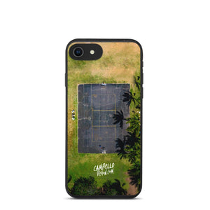 campellovision.com iPhone 7/8/SE Hawaiian Court - Camepello Vision Biodegradable phone case