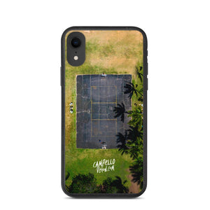 campellovision.com iPhone XR Hawaiian Court - Camepello Vision Biodegradable phone case