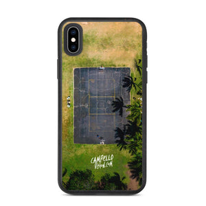 campellovision.com iPhone XS Max Hawaiian Court - Camepello Vision Biodegradable phone case