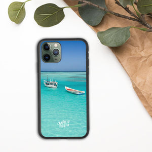 campellovision.com iPhone 11 Pro Peñeros en La Tortuga Biodegradable Campello Vision phone case