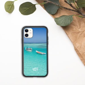campellovision.com iPhone 11 Peñeros en La Tortuga Biodegradable Campello Vision phone case