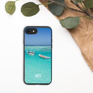campellovision.com iPhone 7/8/SE Peñeros en La Tortuga Biodegradable Campello Vision phone case