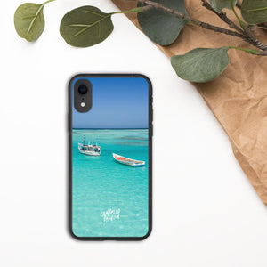 campellovision.com iPhone XR Peñeros en La Tortuga Biodegradable Campello Vision phone case